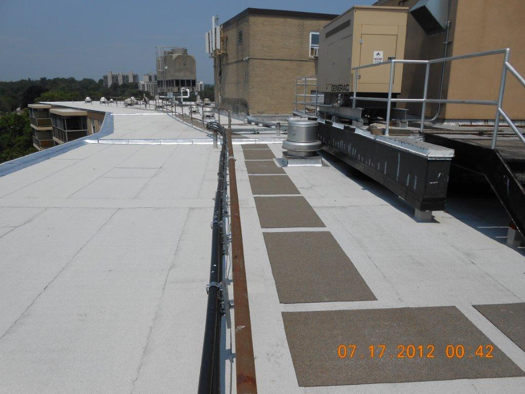 Gal-Park Ave Finished Roof System